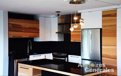 Armoires g n rales armoire de cuisine beauport for Cuisine 3d quebec