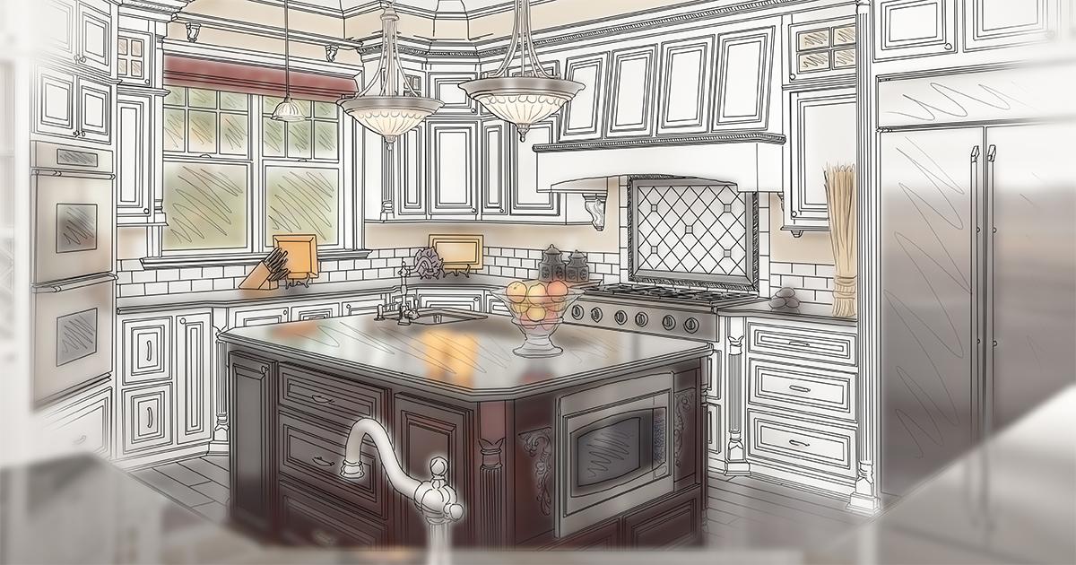 Armoire de cuisine qu bec designer cuisiniste qu bec for Cuisine 3d quebec